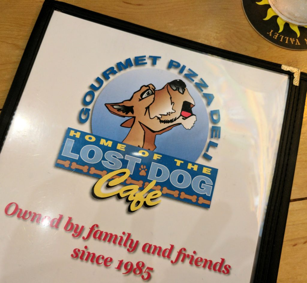Welcome to the Lost Dog Cafe!